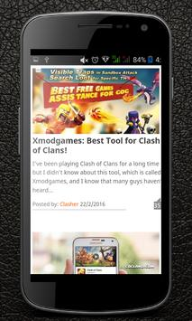 Guides for CoC. Top Bases. apk screenshot