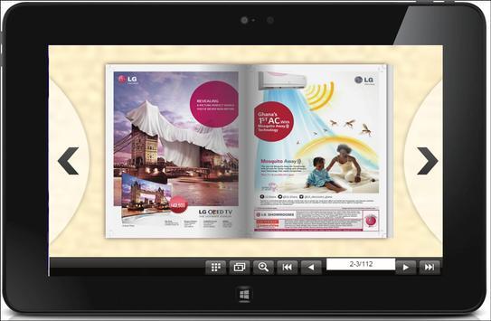 Dream Magazine apk screenshot