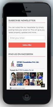 D'PRO Foundation apk screenshot