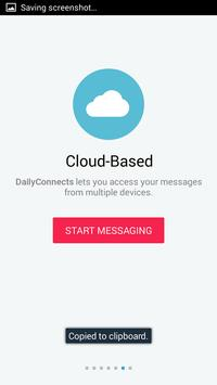 DailyConnect Messenger poster
