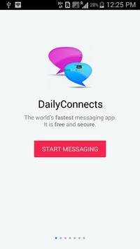 DailyConnect Messenger apk screenshot
