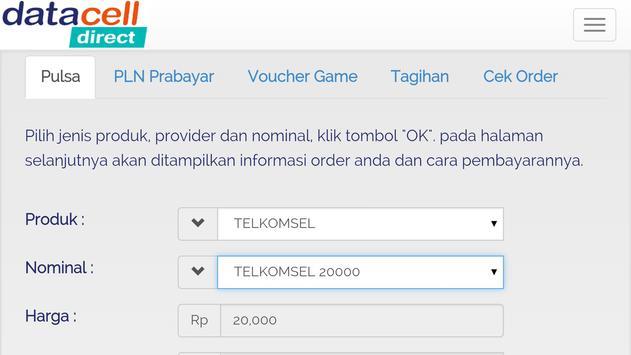 Datacell Direct apk screenshot
