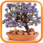 Деревья из бисера. icon