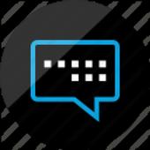 Diaz messenger icon