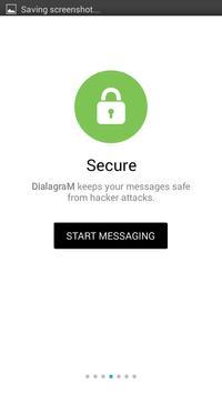 DialagraM apk screenshot