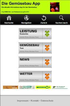 Die Gemüsebau App apk screenshot