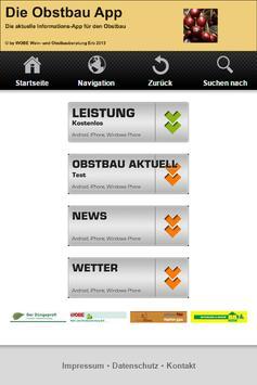 Die Obstbau App apk screenshot