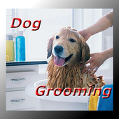 Dog Grooming icon