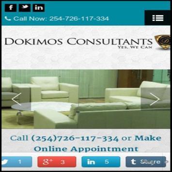 Dokimos Consultants apk screenshot