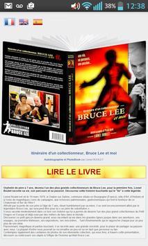 EBOOK Bruce Lee et moi poster