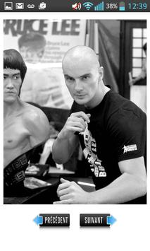 EBOOK Bruce Lee et moi apk screenshot