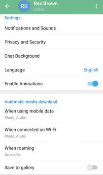 EziMessage apk screenshot