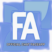 FaceApp Official Chat icon