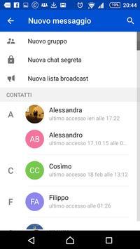 FaceApp Official Chat apk screenshot