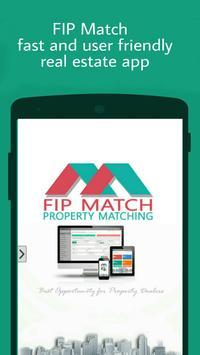 FIP Match poster