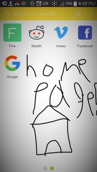 Chromefire apk screenshot