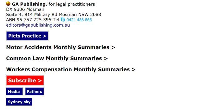 GA Publishing Professional apk screenshot