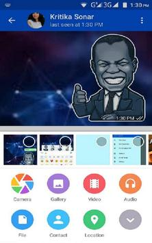 Gemini Messenger apk screenshot