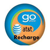 At&t Go Phone Recharge icon
