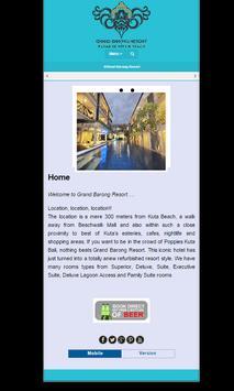 Grand Barong Resort poster