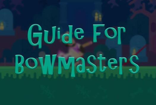 Guide for Bowmasters apk screenshot