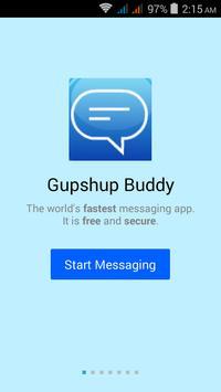 Gupshup poster