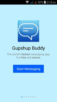 Gupshup apk screenshot