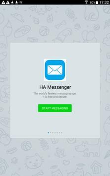 HA Messenger poster