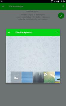 HA Messenger apk screenshot
