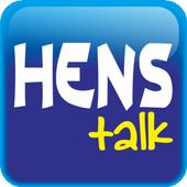 HENS talk icon