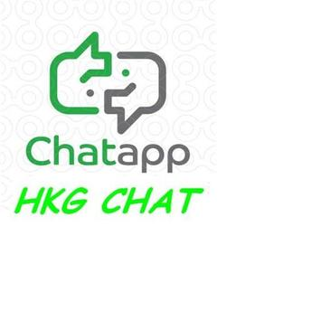 HKG Chat Messenger poster