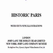 HISTORIC PARIS icon