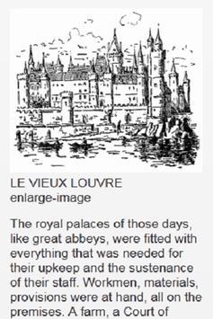 HISTORIC PARIS apk screenshot