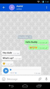 Howdy Messenger apk screenshot