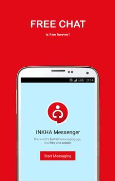 IM - Inkha Messenger poster