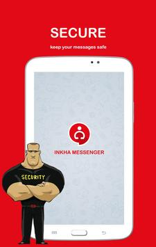 IM - Inkha Messenger apk screenshot