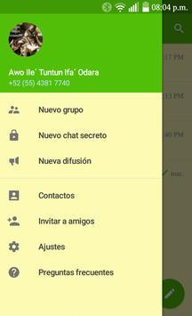 Ilè Tüntun Messenger apk screenshot