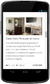 Immobiliare Parigi apk screenshot