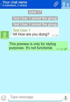 Insta Chatter apk screenshot