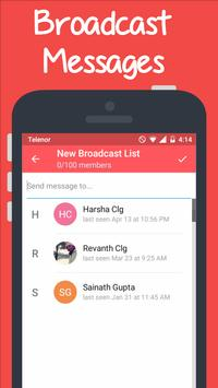ChatOwl Messenger apk screenshot