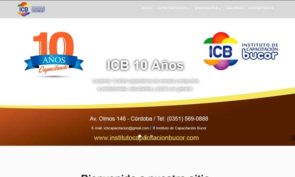Instituto Capacitacion Bucor apk screenshot