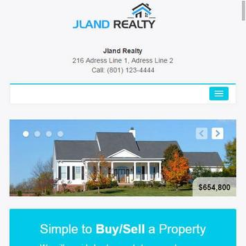 JLand Realty apk screenshot