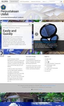 Katalog Perpustakaan UMMI apk screenshot