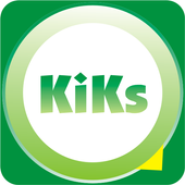 KiKs Messenger icon
