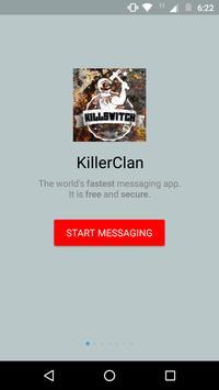 killerClan poster