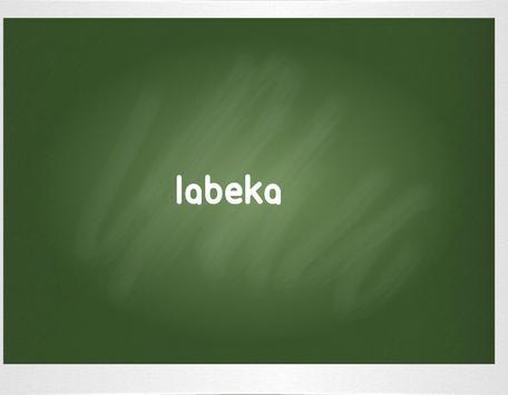 Labeka poster