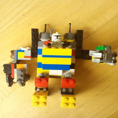 Models for Lego icon