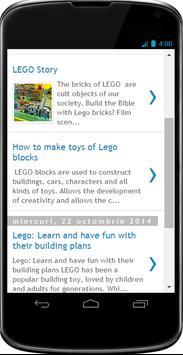 Models for Lego apk screenshot