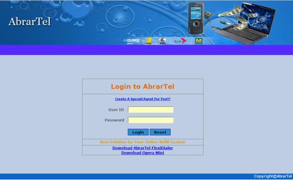 Load@AbrarTel apk screenshot
