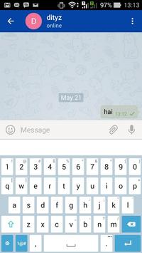 M2S Messenger apk screenshot